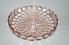 ** Vintage Pink Depression Glass Bubble Dish