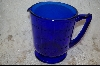 "+MBA  ""Reproduction Colbalt Blue 4 Cup Pitcher #5025"