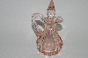 "MBA #63-165  Vintage Pink Depression Glass US Glass Small ""Cruet"""