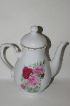 "**Baum Brothers ""Maria Pattern"" Coffee Pot"