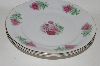 "**Baum Brothers ""Maria Pattern"" Set Of 4 Salad Plates"