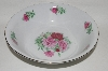 "**Baum Brothers ""Maria Pattern"" Large Serving Bowl"