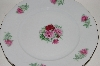 **Baum Brothers Maria Pattern Set Of 4 Dinner Plates