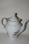 "**Wawel ""Pink  Three Roses"" Coffee Pot"