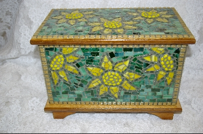 "The ""Yellow Sun Flower"" Box"