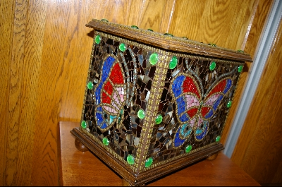 "The ""Magnificent ButterFly"" Chest"