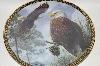 "1994 Larry Pitcher ""Morning Majesty"" Wings Of Eagles Series"