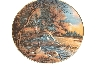 "1988 Terry Redlin ""Afternoon Glow"" Collectors Plate"