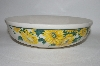 **MBA #69-098  Tender Heart Sunflower Serving Bowl