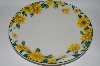 **MBA #69-108  Tender Heart Large Sunflower Serving Platter