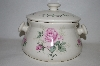 **MBA #70-7951   Pink Clairemont French Country Tureen/Casserole Dish With Lid