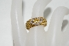 "**MBA #77-034  14K Yellow Gold ""Yellow & White Diamond"" Ring"