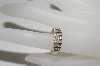 ** 14k Yellow Gold Round & Baguette Diamond Ring