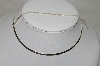 "**MBA #85-242   Sterling 16"" Necklace & Bracelet Set"