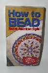 "How To Bead Volume #4 ""Medallions Running Stitch Beadwork"" VHS"