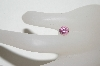 "MBA #85.148   ""Pink Round Fancy Tourmaline 6.6mm"