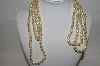 "Kenneth Jay Lane 72"" Endless Simulated Pearl Necklace"
