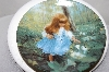 "**MBA #89-291   "" 1990 Donald Zolan Mini Plate ""Enchanted Forest"""