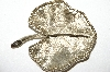**MBA #88-575   BSK Goldtone Leaf Pin
