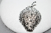 **MBA #88-031  Sarah Coventry Silver Tone Strawberry Pin