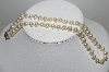 "MBA #97-027 ""Vintage Faux Pearl Necklace"""