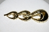 "+MBA #93-116  ""Vintage Gold Plated Pin"""