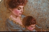 "Artist Irene Spencer ""A Baby's Prayer"" 1986"