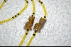 "MBA #6575   ""Tiger Eye Hand Carved Cats"