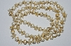 "MBA #E51-090   ""Vintage Milti Colored Thermoplastic Bead Necklace"""