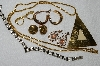 "**MBA #E54-061   ""Vintage Lot Of ""6"" Pieces Of Jewelry"""