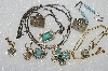 "**MBA #E56-097   ""Vintage Lot Of 10 Pieces Of Jewelry"""