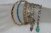 "**MBA #E56-090   ""Vintage Lot Of ""6"" Bracelets"""