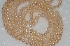 "**MBA #S51-348   ""64"" Endless Peach Freshwater Pearl Necklace"""