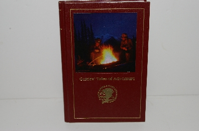 "MBA #S31-035   ""1990 Guides Tales Of Adventure"" North American Hunting Club Book"
