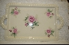 **MBA #6812  Formal Square Serving Tray