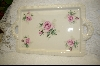 **MBA #6816  Large Formal Ceramic Serving Tray