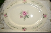 **MBA #6828  Large Oval Ceramic Serving Platter