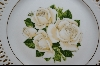 "**The 12 Rose Plates ""John F. Kennedy"" 1979"