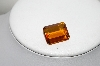 "MBA #89-022  ""25 X 18 Square Cut Citrine"""