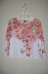 "MBADG #5-224  ""Susan Lawrence Fancy Embelished Floral T"""