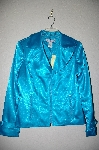 "**MBADG #5-301  ""Design Elements By Donna Degnan Satin Fully Lined Motorcycle Jacket"""
