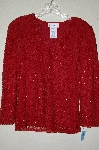 "MBADG #18-148  ""Chadwicks Fancy Red Beaded Top"""