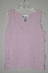 "MBADG #52-339  ""Linea Pink Knit Tank"""