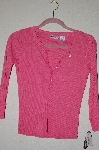 "MBADG #52-178  ""Energie Smashing Pink Button Front Top"""