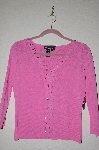"MBADG #52-169  ""J.A.C. Fancy Pink Tie Front Top"""