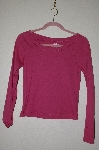 "MBADG #52-161  ""Express Mauve Stretch Top"""