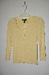 "MBADG #31-339  ""Cable & Gauge Yellow Button Front Cardigan"""