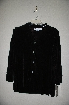 "MBADG #28-432  ""Ronni Nicole Black Stretch Cardigan"""