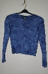 "MBADG #55-148  ""Prana Blue Crystal Wash T"""