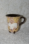 "MBADG #31-096  ""1986 Hand Made Pig Coffee Mug"""